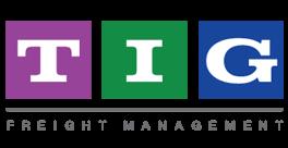 TIG Freight Logo